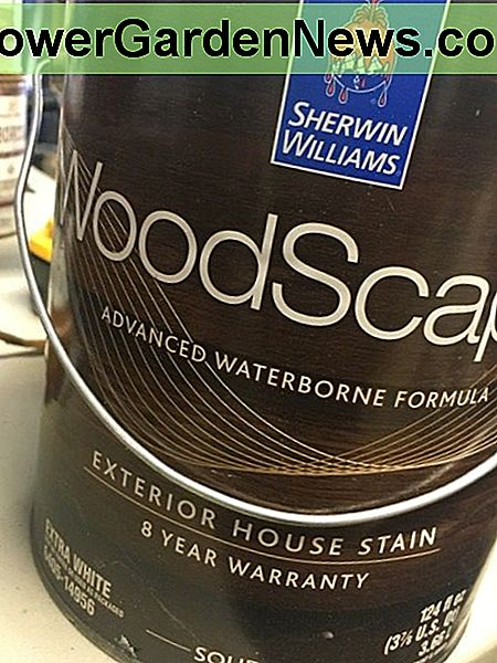 Sherwin Williams Woodscapes Stain Review: Sherwin
